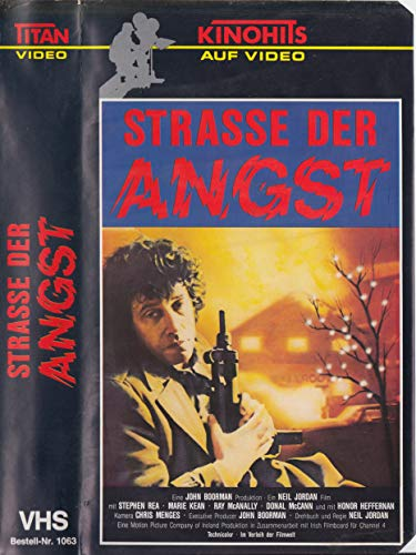 Strasse der Angst (Alternativtitel: Angel - Straße ohne Ende) [VHS-VIDEOKASSETTE]