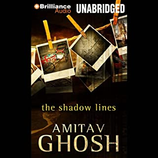 The Shadow Lines cover art