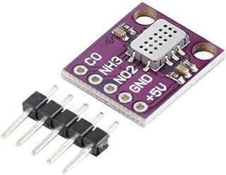 Beaster MICS-6814 Gas Sensor Module Gas Detection Carbon Monoxide CO/Nitrogen Dioxide NO2/Ammonia NH3 Sensor for Arduino