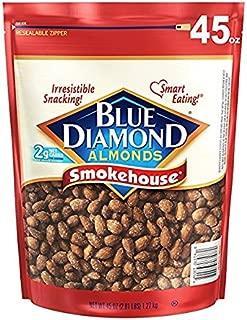 Blue Diamond Smokehouse Almonds, 45 Ounce