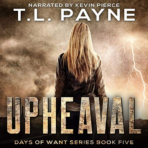 Upheaval Audiobook By T.L. Payne cover art