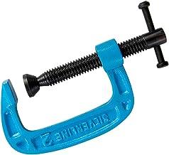Silverline Tools 277960 G-klämma, 50 mm, blå