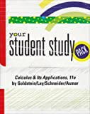 Student Study Pack (standalone) by Larry J. Goldstein (2006-03-06)