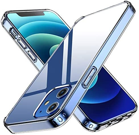 ANEMAT Crystal Clear Compatible with iPhone 12 Case Designed for iPhone 12 Pro Case 5G 6 1 inch product image
