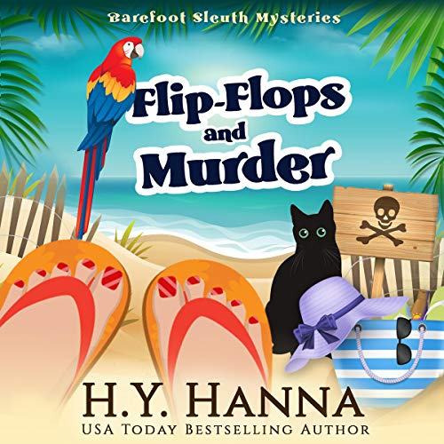 Flip-Flops and Murder cover art
