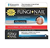 Fungi Nail Brand Toe and Foot Pen Anti-Fungal Solution, 0.101 Fluid Ounce Pack of 2