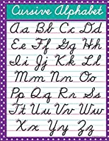 Cursive Alphabet: Cursive Handwriting Workbook for Kids and teen: Beginning Cursive helps children learn the basics of cursive writing in the most enjoyable and fun way!