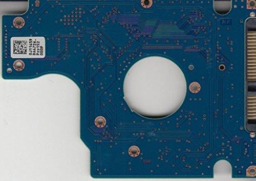 HTS547575A9E384, 0J11459 DA4726, 0J11563, DA4124, Hitachi SATA 2.5 Leiterplatte (PCB)