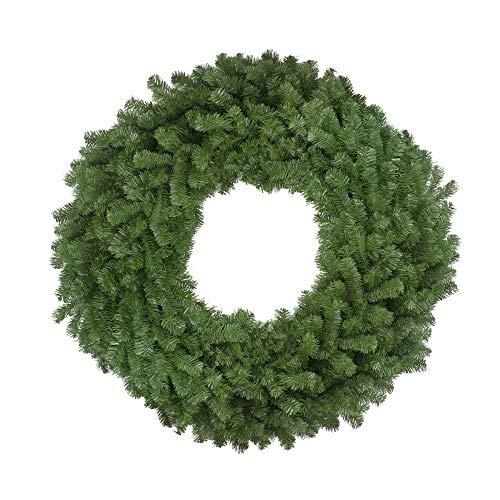 Northlight Deluxe Windsor Pine Artificial Christmas Wreath - 48' Unlit
