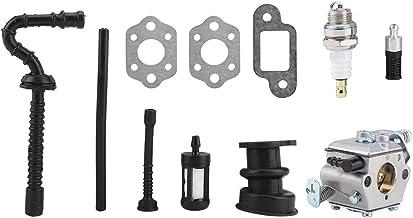 Förgasarsats Inloppsrör Bränsleledning Luftfilter Kit För Stihl MS210 MS230 MS250 021 023 025 Motorsågstätning