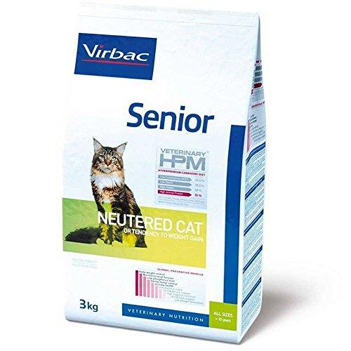 HPM Virbac Feline Senior Neutered 3Kg