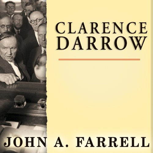 Clarence Darrow audiobook cover art