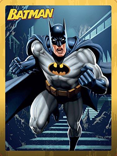 Batman. Caja metálica: Libro de aventuras · Libro para colorear · Libro...