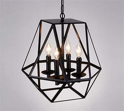 Amazon.es: candelabros de forja - Lámparas de araña ...