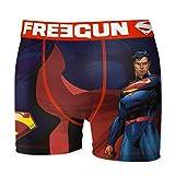 FREEGUN Boxer Superman Talla M, Unitario...