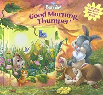 Good Morning Thumper!  Disney Bunnies