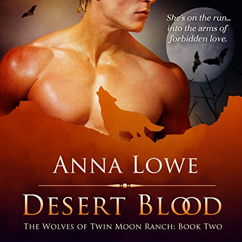 Couverture de Desert Blood