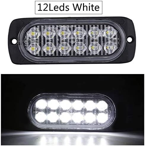 Jammas 8 Max 58% OFF Colors Car Truck Emergency Light Low price Flashing Hazard Strobe