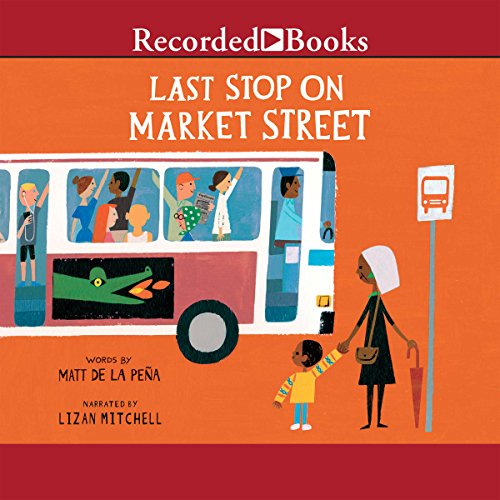 Last Stop on Market Street audiobook cover art