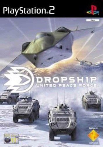 Dropship - United Peace Force PS2