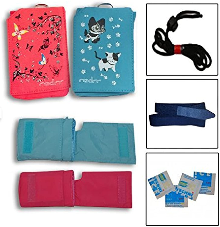 Insulinpumpe Universal Tasche Value Pack - 2 Taschen B01J5FE8IA | Up-to-date-styling