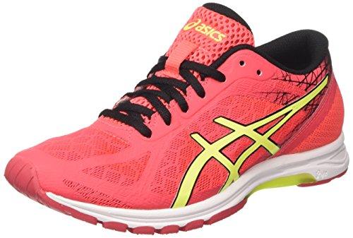 Asics ASICS Damen Gel-ds Racer 11 Gymnastikschuhe, Pink (Diva Pink/Safety Yellow/Black), 41.5 EU
