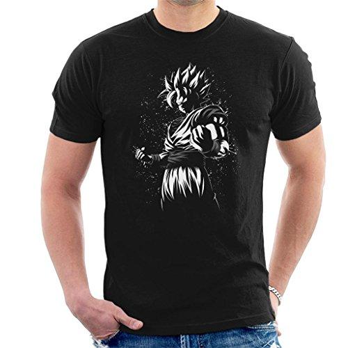 Cloud City 7 Dragon Ball Z Saiyan Goku Men's T-Shirt
