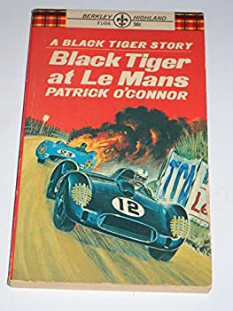 Hardcover Black Tiger at Le Mans Book