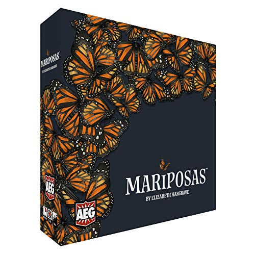 Mariposas (the designer of Wingspan) $34.10