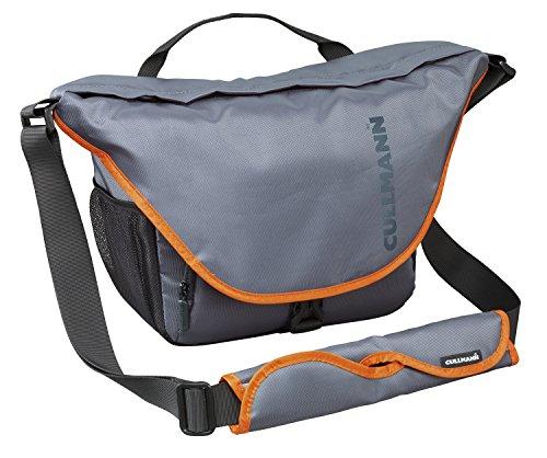 CULLMANN Madrid Sports Maxima 125+ Bolsa para cámara/Tableta 230 x 150 x 90 mm Gris/Naranja