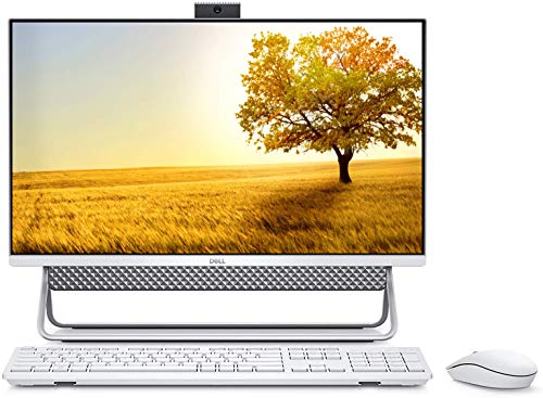 "Dell Inspiron 7700 All in One Desktop 27"" FHD Display, 11th Gen Intel Core i5-1135G7 Processor, GeForce MX330, 16GB DDR4 RAM, 512GB SSD + 1TB HDD, WiFi, Pop-up Webcam, Wireless Mouse&Keyboard, Win 10"