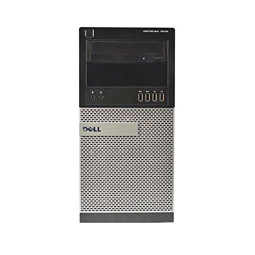 Dell 7010 Tower, Core i7-3770 3.4GHz, 16GB RAM, 500GB Hard Drive, DVDRW, Windows 10 Pro 64bit (Renewed) -  OD1-20498
