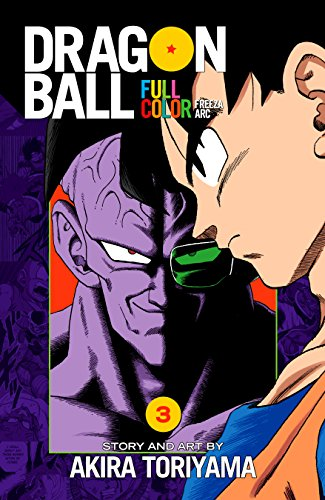 Dragon Ball Full Color Freeza Arc, Vol. 3 (English Edition)