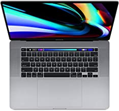 New Apple MacBook Pro 16in 1TB MVVK2X/A Space Gray Touch Bar Model: A2141 16GB 2.3GHz AMD Radeon Pro 5500M with 4GB GDDR6