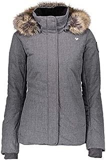 Obermeyer Women's Tuscany II Jacket & E-Tip Glove Bundle