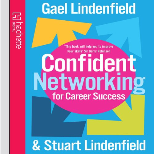 Confident Networking for Career Success audiobook cover art