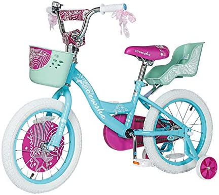 Kids Bike 12 14 16 Inch Boys Girls Bike with Training Wheels 18 20 Inch Kids Bicycle with Hand product image