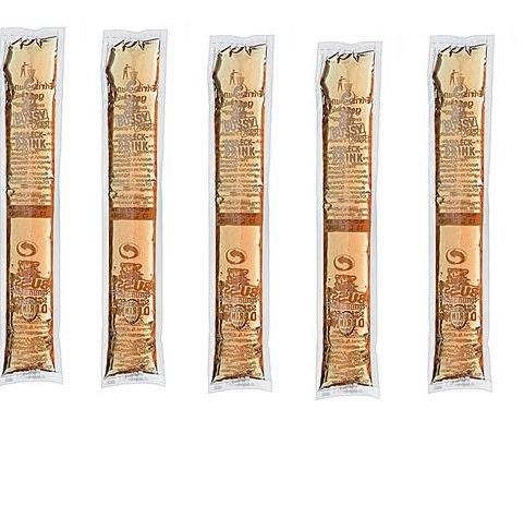 100 Bussy Mix Pfirsich Geschmack a 70ml Erfrischungsgetränk zum selber einfrieren