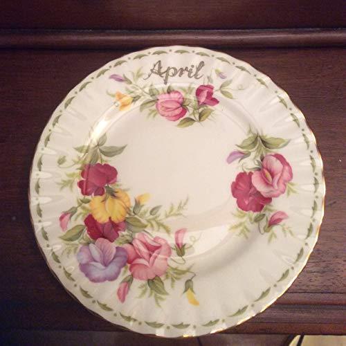 Royal Albert Plato Dolce 16 cm abril