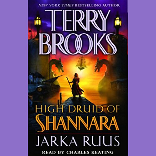 High Druid of Shannara Titelbild