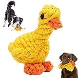 WELLXUNK Puppy Chew Toys, Juguetes para Perros, Limpieza de Dientes con Función de Cuidado Dental para Perro, Juguetes duraderos para Perros Cachorros Perros pequeños, Molar para Mascotas (A)