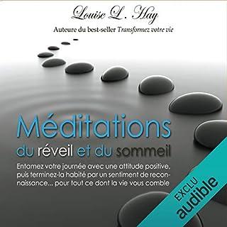 Couverture de Méditations du réveil et du sommeil