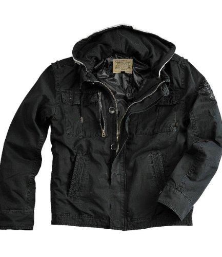 Alpha Industries Jacket Cobra, black, Größe L