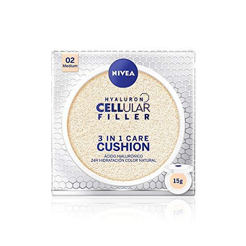 Nivea Face Foundation, 1er Pack(1 x 15 milliliters)