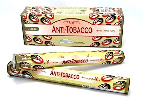 Anti tabaco varitas de incienso Lotería Varitas de incienso  x 120 importación india palos de joss clásicos