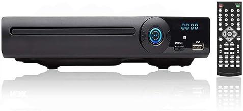 Lecteur DVD Région Multizone, NTSC/PAL, Sortie Connectée HDMI / Scart / RCA, Port USB..
