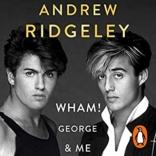 Wham! George & Me cover art