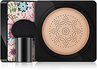 Bonbela Cojín de Aire BB Fundación de Seta Crema Corrector de Maquillaje cosmético Que blanquea aclaran Cara Corrector Crema Crema BB