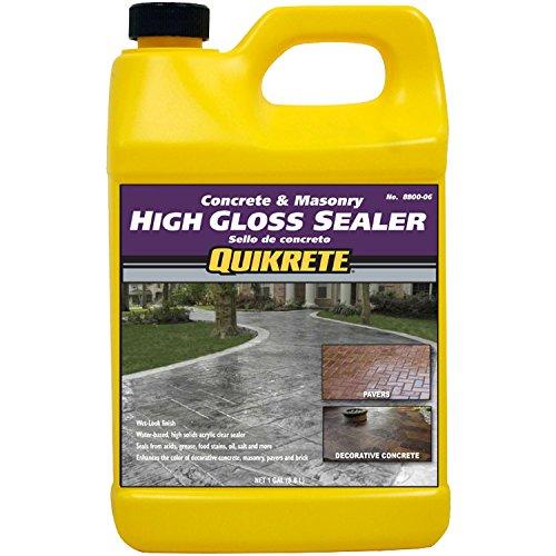 Quikrete High Gloss Sealer gal - 2pack