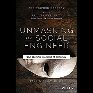 Unmasking the Social Engineer cover art